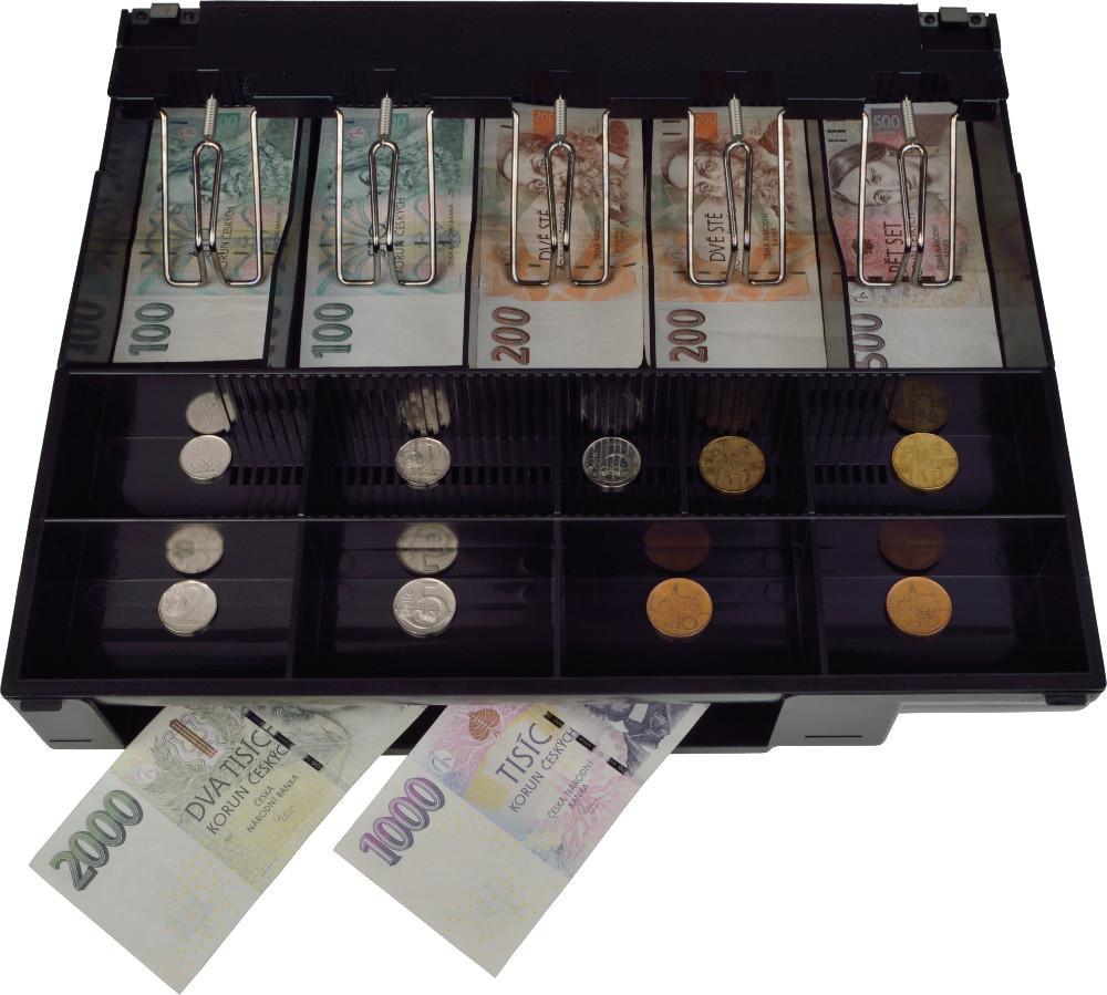 VIRTUOS Náhr.pořadačna peníze proC410/C420/C430, kov.drž (EKA9051)