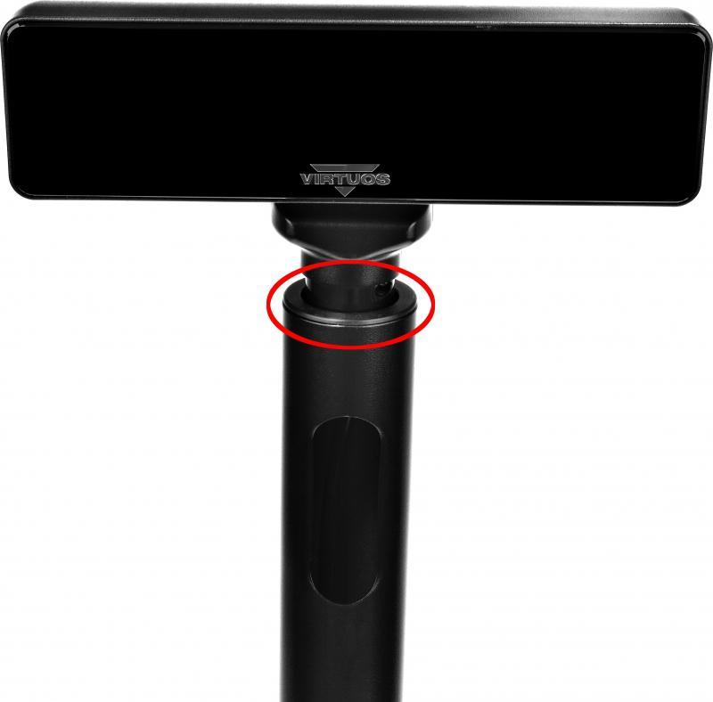 VIRTUOS Pole - Redukce pro zákaznický displej (EAX2041)